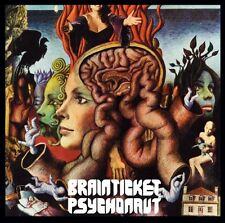 Brainticket - Psychonaut [New CD] Brainticket - Psychonaut [New CD] Remastered