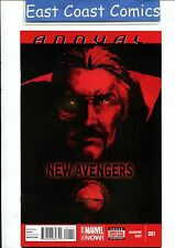 NEW AVENGERS ANNUAL #1 - ALL NEW MARVEL  NOW