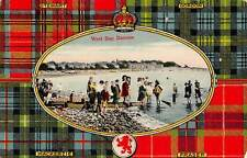Stewart Gordon Mackenzie Fraser Tartan, Dunoon, West Bay, Children, Bathing 1911