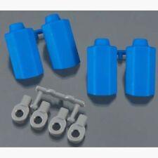 RPM 80575 Shock Shaft Guard ASC Blue