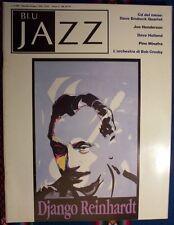 """Rivista """" Blu Jazz """" n. 33 - anno 5 - giugno 1993"""