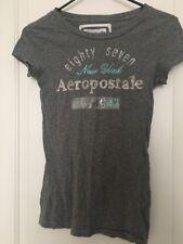 Aeropostale Women's T Shirt Top Sz M MultiColor Clothes