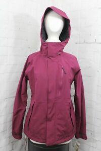 Volcom Aris Gore-Tex Snowboard Jacket, Women's Large, Vibrant Purple New