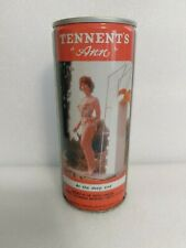 Vintage Tennents Ann Sweet Stout Sexy At The Deep End 440 ml Steel Beer Can