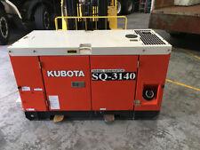Kubota Industrial Generators