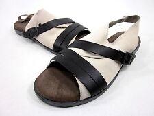 e25b5692a06 OTBT Block Leather Sandals   Flip Flops for Women