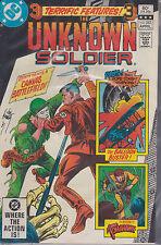 DC comics book THE UNKNOWN SOLDIER # 262 Apr 1982 [ A4 ]