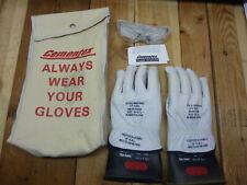 Cementex 1000 Volt Insulated Gloves, Size 10