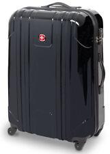 Wenger Koffer 75cm, Trolley, Hartschale, 94 Liter, schwarz, 4 Rollen, W72032229
