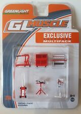 GREENLIGHT GLMUSCLE EXCLUSIVE SHOPTOOL MULTIPACK FIRESTONE (A+/A)