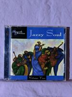 Smooth Grooves: Jazzy Soul, Vol. 2 by Various Artists (CD, 2000, Rhino Records)