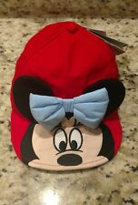 Disney baby minnie mouse baby girl cap hat 18-24 months