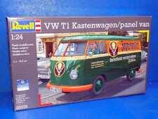 Revell 1/24 07076 VW T1 Panel Van Kastenwagen 'Jagermeister' - Model Kit