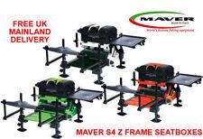 Maver Fishing Tackle Seat Boxes