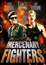 MERCEARY FIGHTERS (1988 Peter Fonda)  - Region Free DVD - Sealed