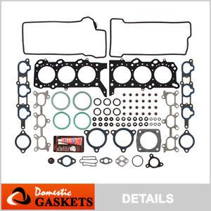 Fits 01-06 Suzuki XL-7 Grand Vitara 2.7L DOHC Head Gasket Set H27A