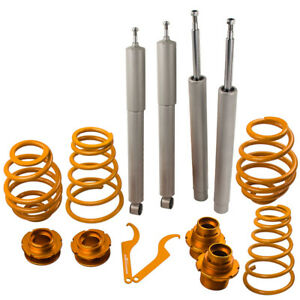 COIL OVER COILOVERS FOR BMW E30 M3 ADJUSTABLE SUSPENSION SHOCK ABSORBER