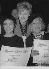 Photo originale Béatrice Arnac Caroline Cler Damia 1963