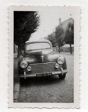 PHOTO - Voiture Automobile Auto - Vers 1950-1960 - Vintage.