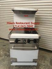 New 24 Gas Range 2 Open Burner Amp 12 Griddle Gas Oven Base Stratus Sr 2g12 7225