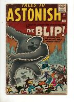 Tales to Astonish #15 1961 ELECTRO PROTOTYPE! KIRBY, DITKO, AYERS Art! G/VG 3.0