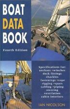 Boat Data Book-ExLibrary