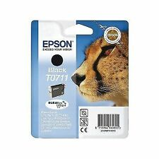 Cartucho de tinta original Epson C13t071140 negro