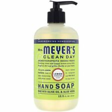 Mrs. Meyers Clean Day, Hand Soap, Lemon Verbena Scent, 12.5 fl oz
