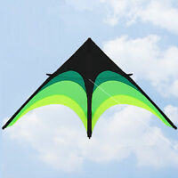 2.8M Prairie Triangle Kite Single Line Kite with Carbon Frame and Nylon Material