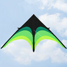 2.8M Prairie Triangle Kite Single Line Kite with Carbon Frame and Nylon Material