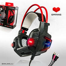 Gaming Headset HG4 PC Laptop + Microphone Gamer EACH G2000 BASS Spiel Kophörer