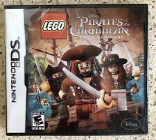 NEW!! LEGO Pirates of the Caribbean - Nintendo DS Disney Interactive Studios *