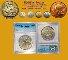 1915 50 Cents Pan Pacific, Rare Gem Original BU, ICG 65+, Rare Grade