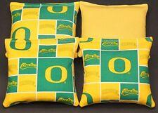 University of Oregon Ducks Cornhole Bean Bags 4 Aca Regulation Corn Hole Bags