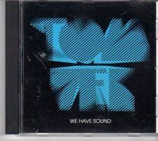 (DM176) Tom Vek, We Have Sound - 2005 CD