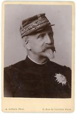 Duc d'Aumale Vintage silver print  Tirage argentique