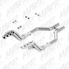 MBRP S7231304 FORD MUSTANG 2011-2014 GT 5.0L LONGTUBE HEADERS W/H-PIPE OFF ROAD