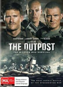 BRAND NEW The Outpost (DVD, 2020)  R4 Movie