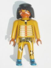 PLAYMOBIL Western Indien personnage Apache 3874 Bison chasseur Bison chasseur raison personnage
