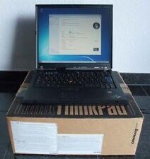 IBM Lenovo ThinkPad T60 mit FlexView Display und 150 GB SSD