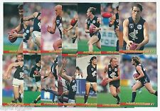1994 Select CARLTON Team Set [ 14 Cards ]