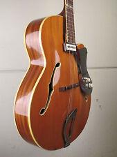 ♫ 1963 FRAMUS MISSOURI,  Vintage Jazzgitarre WOW Archtop