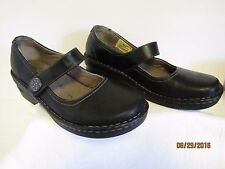 EUC Eastland Tansy Ladies Black Mary Jane's Casual Shoes 10M Hard to Find!! 3442