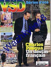 VSD n°1975 du 02/07/2015 Charles Pasqua Prince Harry Terrorisme Sousse Tunisie