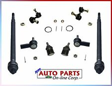 BALL JOINTS + OUTER AND INNER TIE ROD END + SWAY BAR CIVIC 01-05 ACURA EL 01-05