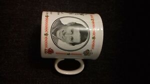 Commemorative mug: Charles & Diana wedding 1981