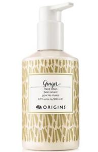 ORIGINS Ginger Hand Lotion 200ml *NEW*