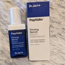 Dr. Jart+ PEPTIDIN Firming Serum with Energy Peptides Hyaluronic Acid NIB 1.35oz
