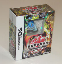 Bakugan: Defenders of the Core -- Limited Edition (Nintendo DS, 2010)  **NEW**