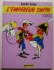 Lucky Luke L'Empereur Smith MORRIS  éd Dargaud  2è trim 1976